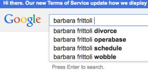 frittoli google