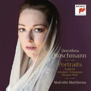 Dorothea_Ro_schmann_Portraits_Sony_Strauss_Schubert_Wolf_Cover_Art